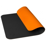 коврик для мышки Steelseries Dex, чёрный/оранжевый