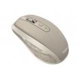 мышка Logitech MX Anywhere 2 Wireless Mouse, Stone NEW бежевая