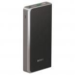 аксессуар для телефона Внешний аккумулятор InterStep PB12000QCB (IS-AK-PB1200QCB-000B201) черный