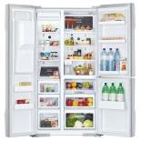 холодильник Hitachi R-M702GPU2GS, серебристый