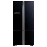 холодильник Hitachi R-WB732PU5GBK, черный