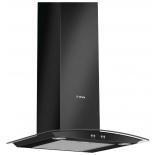 вытяжка кухонная Bosch DWA 06 E 661 BK, черная