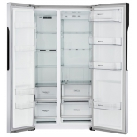 холодильник LG GC-B247 JVUV, белый