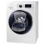 машина стиральная Samsung WD80K5410OW, белая