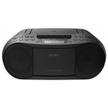 магнитола Sony CFD-S70, черная