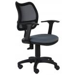 компьютерное кресло Бюрократ CH-797AXSN/15-48, черно-серое