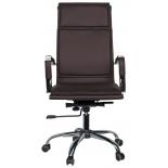 компьютерное кресло College  XH-635, коричневая экокожа