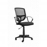 компьютерное кресло Recardo Practic, чёрное