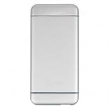 Аксессуар для телефона Мобильный аккумулятор Cactus CS-PBMS029-10000 (10000 мAч), серебристый, купить за 2 310руб.
