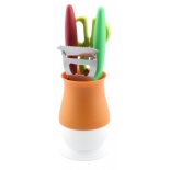 набор кухонных принадлежностей Regent  Linea PRESTO 93-PP-S5-02 (5 предметов)