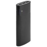 аксессуар для телефона Внешний аккумулятор InterStep PB150003U (15000 мАч), черный