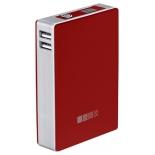 аксессуар для телефона Внешний аккумулятор InterStep PB120002U (12000 мАч), красный