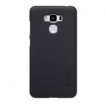 чехол для смартфона Nillkin Super Frosted Shield для Asus Zenfone 3 Max ZC553KL (T-N-AZZC553KL-002), чёрный