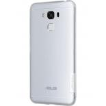 чехол для смартфона Nillkin Nature для Asus Zenfone 3 Max ZC553KL (T-N-AZC553KL-018), бесцветный прозрачный