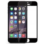 защитное стекло для смартфона Aiwo для Apple iPhone 6, 6S Full Screen Cover 2.5D, 0.33 mm, black