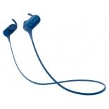 наушники Sony MDR-XB50BS, синяя