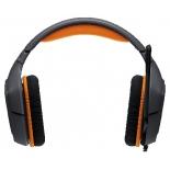 гарнитура для пк Logitech G231 Prodigy Gaming Headset, черно-оранжевая