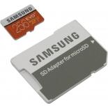 карта памяти Samsung MB-MC256DA 256 Gb (с адаптером)