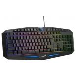 клавиатура Genius Scorpion K9, черная