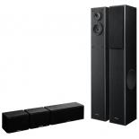 комплект акустических систем Pioneer S-ESR2TB, черный