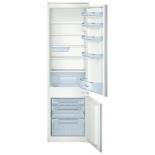 холодильник встраиваемый Bosch KIV38V20, белый