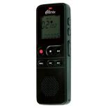 диктофон Ritmix RR-810 4Gb, черный