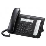 IP-телефон Panasonic KX-NT553RU-B, черный
