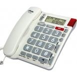 проводной телефон Ritmix RT-570, слоновая кость