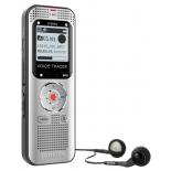 диктофон Philips DVT2000/00, серебристо-черный