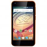 смартфон Prestigio Wize L3 3403 DUO, оранжевый