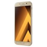 смартфон Samsung Galaxy A7 (2017) SM-A720F, золотистый