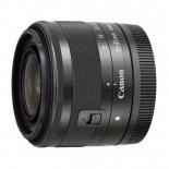 объектив для фото Canon EF-M STM 15-45mm f/3.5-6.3, черный