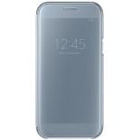чехол для смартфона Samsung для Samsung Galaxy A5 (2017) Clear View Cover, голубой