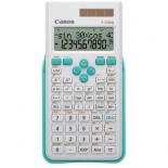 калькулятор Canon F-715SG-WHB, бело-голубой
