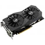 видеокарта GeForce ASUS PCI-E NV GTX1050 Ti 4096Mb 128b DDR5 STRIX-GTX1050TI-O4G-GAMING