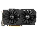 видеокарта GeForce ASUS GeForce GTX 1050 1442Mhz PCI-E 3.0 2048Mb 7008Mhz 128 bit 2xDVI HDMI HDCP Strix OC Gaming