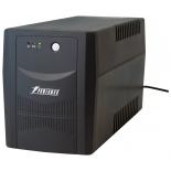 источник бесперебойного питания Powerman Back Pro 1500 Plus 1500VA (interface+soft)