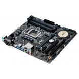 материнская плата ASUS Z170M-E D3 Soc-1151 Z170 DDR3 mATX SATA3  LAN-Gbt USB3.0 VGA/DVi/HDMI