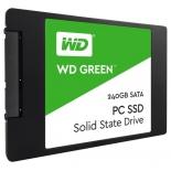 жесткий диск Western Digital WD Green PC SSD 240 GB (WDS240G1G0A)
