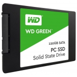 жесткий диск Western Digital WD Green PC SSD 120 GB (WDS120G1G0A)