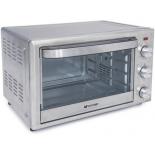 мини-печь, ростер Kitfort КТ-1702, серебристая