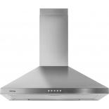 вытяжка кухонная Korting KHC 6431 X, нержавеющая сталь