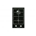 Варочная поверхность Electronicsdeluxe TG2 400215F-007, черный