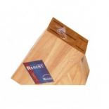 подставка для ножей Regent 93-WB3-5S (гевея)