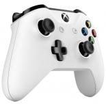геймпад Microsoft TF5-00004 беспроводной, белый (для Xbox One)