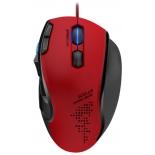 мышка Speedlink Scelus черно-красная