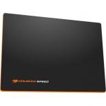 коврик для мышки Cougar Control S, Черный/Оранжевый