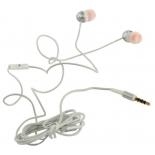 Гарнитура проводная для телефона Soundtronix Pro-1, бело-серебристая, купить за 370руб.