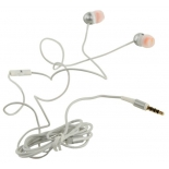 гарнитура для телефона Soundtronix Pro-1, бело-серебристая