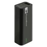 аксессуар для телефона Внешний аккумулятор GP Portable PowerBank RC02ABE, 2600мAч, черный